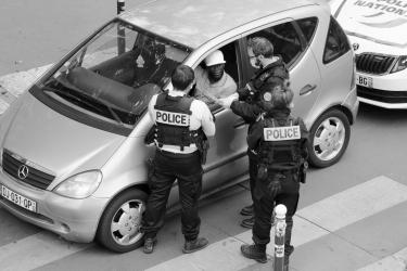 Philippe Enquin – Photographe – Chronique d'un confinement parisien